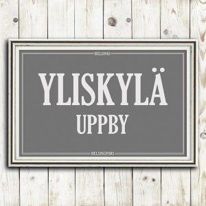 Helsinki Yliskylä
