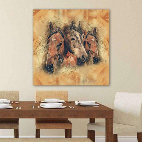 Hevostaulut