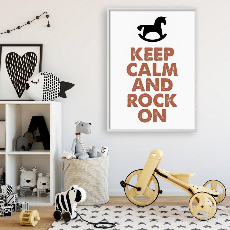 Lastenhuone-Keep Calm-70×100-5
