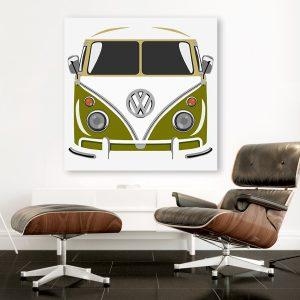Sisustustaulu Volkswagen