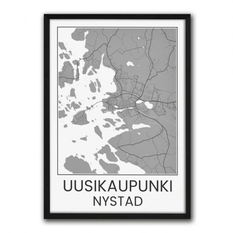 Uusikaupunki-kaupunkijuliste-vaalea-6
