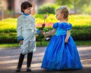Prinssi ja prinsessa- Lapset-Kuvanmuokkaus-kuvankäsittely-digital art-Lasse Örling-6